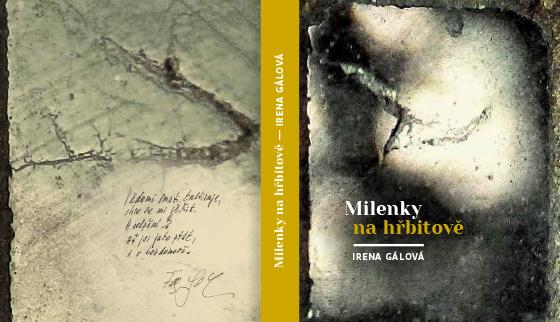 obálka knihy Milenky na hřbitově